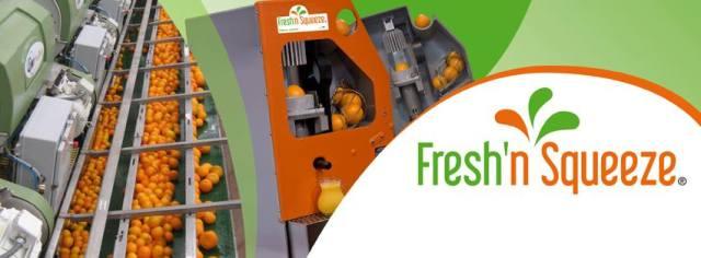 Fresh'n Squeeze | Orange juice