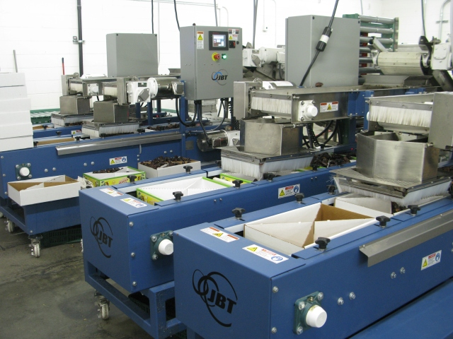 JBT dates machinery