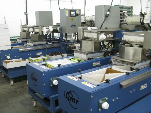 JBT dates machinery