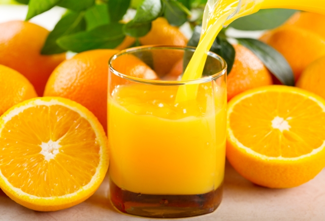Orange juice generic
