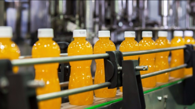 Orange juice factory - generic