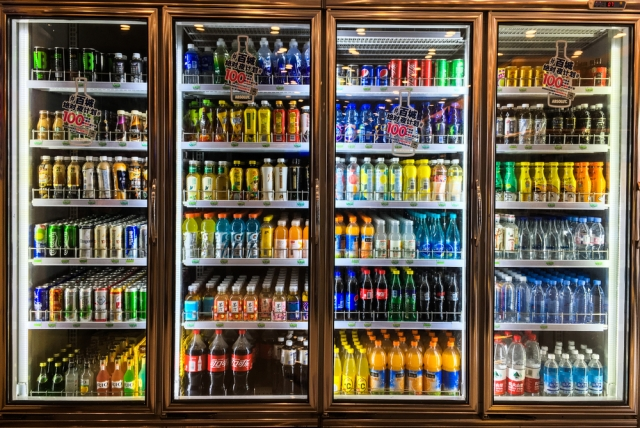 Drinks cabinet display_shutterstock