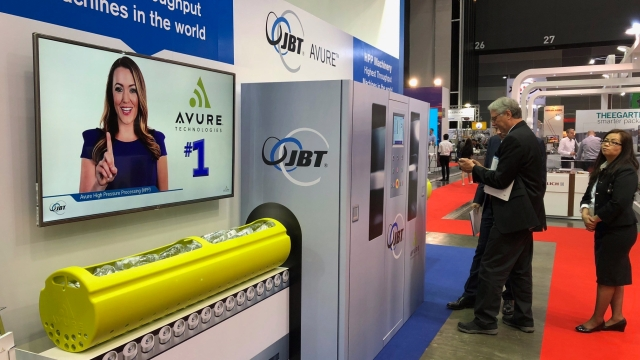 JBT Avure at ProPak Asia