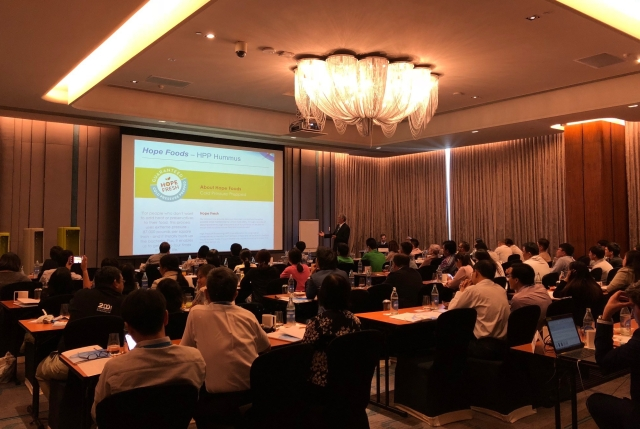 JBT HPP Asia Seminar