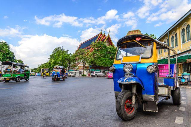 Bangkok Thailand_123rf