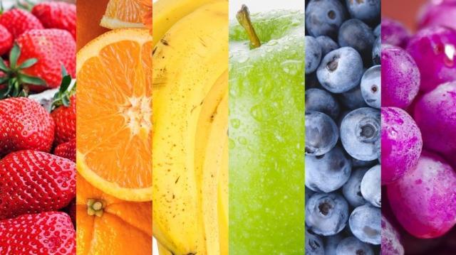 Rainbow Fruits